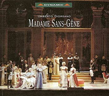 Giordano: Madame Sans-Gene