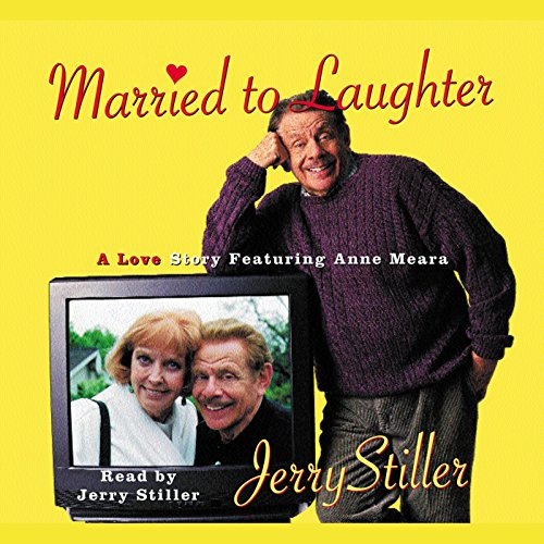 Married to Laughter audiobook cover art
