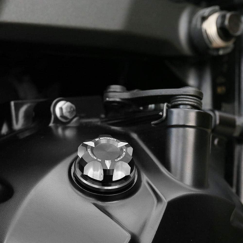 T-Axis Titanium CNC Oil Filler Cap For GSX-S1000 F GSX-S 750 GSX-R 750 600 2016 17