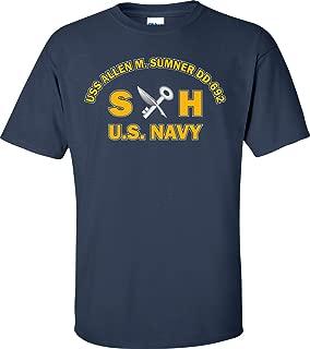 USS Allen M. Sumner DD-692 Rate SH Ship's Serviceman