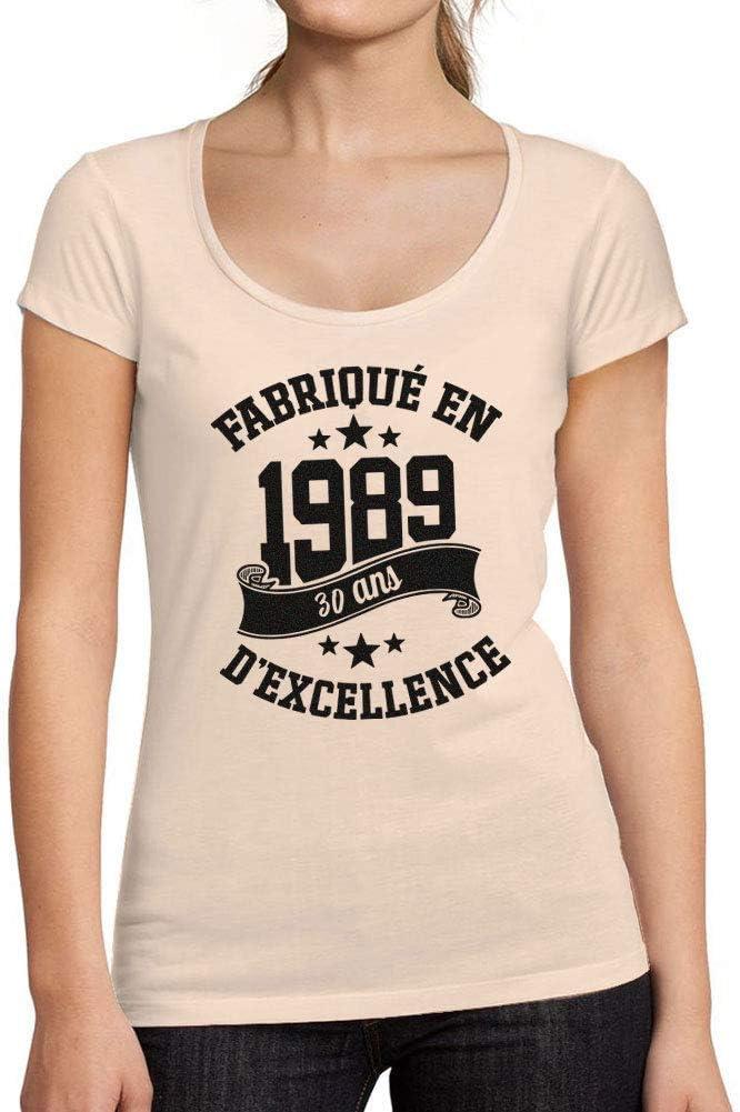 89th cadeaux d/'anniversaire présente année 1930 Unisexe Ringer T-shirt de causer des ravages