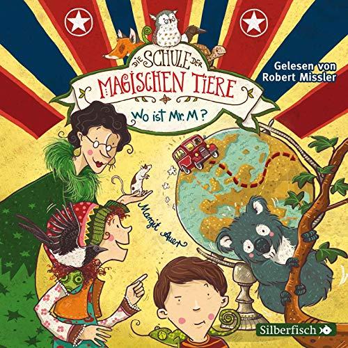 Die Schule der magischen Tiere 7: Wo ist Mr. M?: 2 CDs