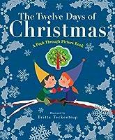 The Twelve Days of Christmas: A Peek-Through Picture Book (Peek Through)