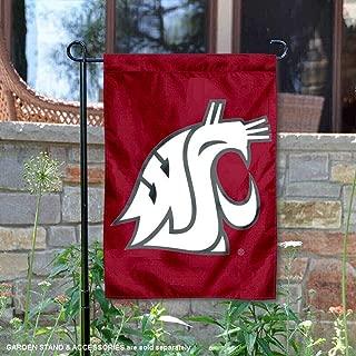 Washington State University Garden Flag and Yard Banner