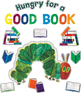 Very Hungry Caterpillar™ Hungry for a Good Book Bulletin Board Set