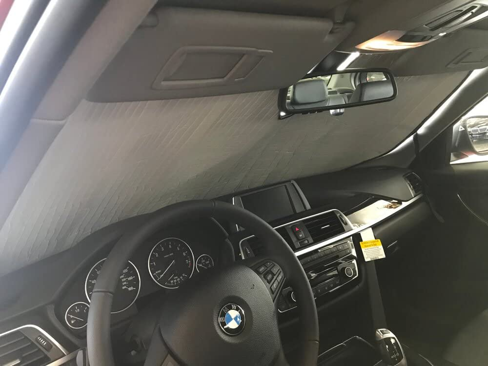 Cowl Cover at Base of Windshield Compatible with 2012-2016 BMW 328i Sedan