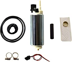 CUSTONEPARTS New Electric Fuel Pump & Install Kit Fit Multiple Models E3240 EP240