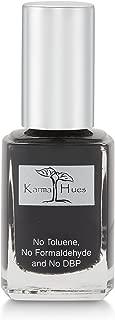 Karma Organic Natural Nail Polish-Non-Toxic Nail Art, Vegan and Cruelty-Free Nail Paint (Vinyl)