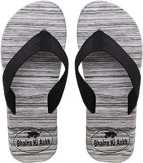 HD Doctor Ortho Comfort Slipper Extra Soft Men Flip Flop and House Slipper for Men's