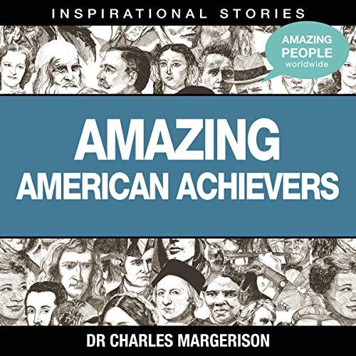 Amazing American Achievers cover art