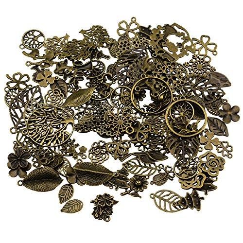 Skelettschlüssel Bronze, 200 g