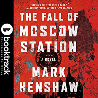 The Fall of Moscow Station cover art