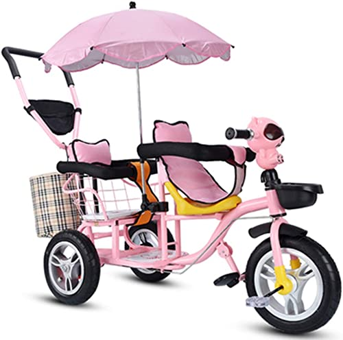 YUMEIGE Dreir r Kinder Dreirad explosionsgeschützte Titan leeres Rad Kinderwagen Last Gewicht 150 kg 1-5 Jahre alt Geburtstagsgeschenk