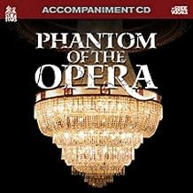 Sing Phantom Of The Opera Accompaniment Set