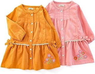 Youpi! (ユッピー) ワンピース (80~130cm) キムラタンの子供服 (19043-183) ピンク 90
