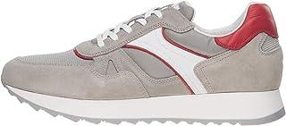 NeroGiardini E001500U Sneaker Uomo Camoscio/Tela/Pelle