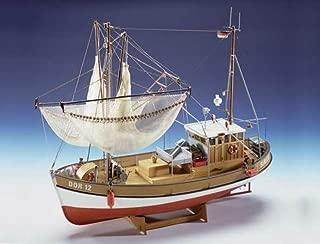 Sirius Classic Fishing Trawler Kit - Model Ship Kit by Krick