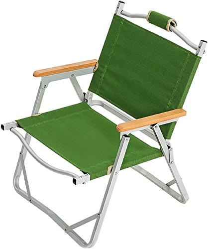 Chaise Pliante en Alliage D'aluminium Portable Camping Plage Pêche Peinture Chaise Mazza Extérieure, Lourde 100 Kg