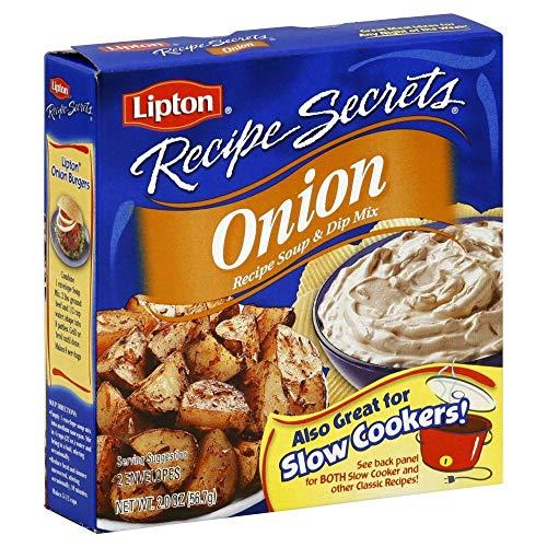 Lipton ONION RECIPE Soup & Dip Mix 2oz (5 Boxes)