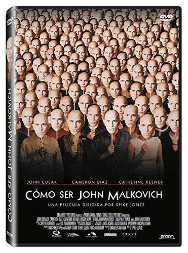 Cómo Ser John Malkovich [DVD]