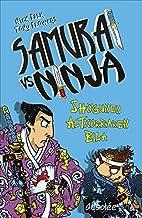 Samurai vs Ninja. Shogunen altxorraren bila (Haur eta gazte Literatura)