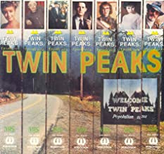 Twin Peaks Collector Set Vol 1-7 VHS