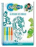 Blopens - Mon cahier créatif - Au royaume des Animaux
