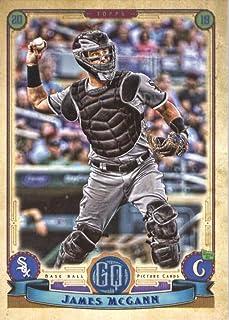 2019 Topps Qypsy Queen #239 James McCann Chicago White Sox Baseball Card