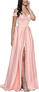 Best dark pink prom dresses Reviews