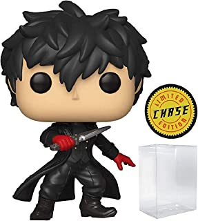 Funko Anime: Persona 5 - The Joker Unmasked Limited Edition Chase Pop! Vinyl Figure (Includes Compatible Pop Box Protector Case)