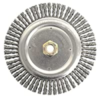 DUALLY IN ROOT PASS BRUSH- .020 STEEL WIRE- 5/8-