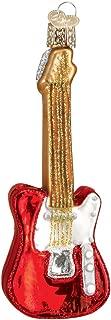 rolling stones christmas tree ornament glass