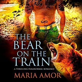 The Bear on the Train cover art
