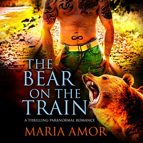 The Bear on the Train audiobook cover art