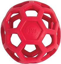 JW Hol-e Roller Original درمان توپ های سگ در حال پخش - لاستیک طبیعی سخت - رنگ های متنوع