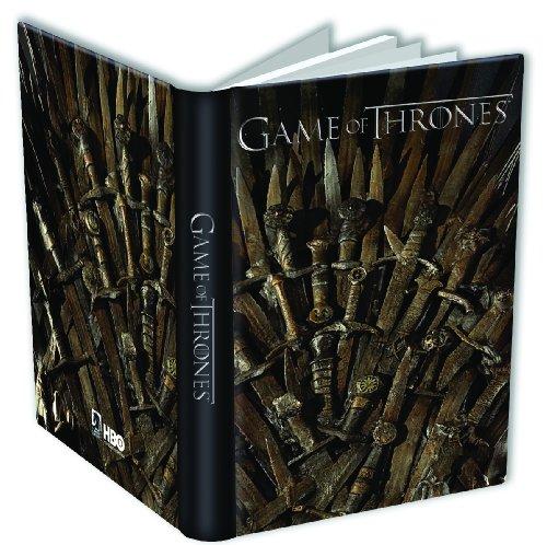 Dark Horse Deluxe Game of Thrones Journal Thron