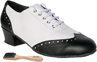 "Very Fine Ladies Women Ballroom Dance Shoes EK2008 with 1.5"" Heel"