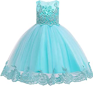 tiffany blue flower girl tutu dresses