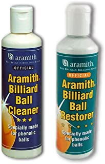 Aramith Phenolic Billiard Ball Care