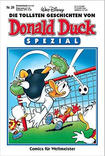 Die tollsten Geschichten von Donald Duck - Spezial Nr. 29: Comics für Weltmeister