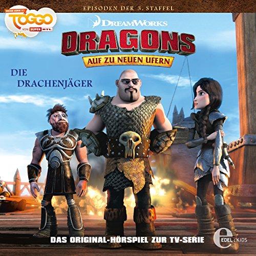Die Drachenjäger. Das Original-Hörspiel zur TV-Serie Titelbild