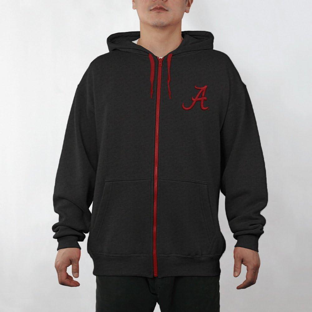 Elite Fan latest Shop NCAA Men's Full Hoodie Zip Special sale item Color Team