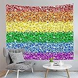 Stampa a Colori Wall Art Arazzo Decorazione Della parete di casa Coperta Arazzo Sfondo Panno appeso Panno A4 130x150 cm