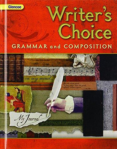 Writer's Choice: Grammar+comp