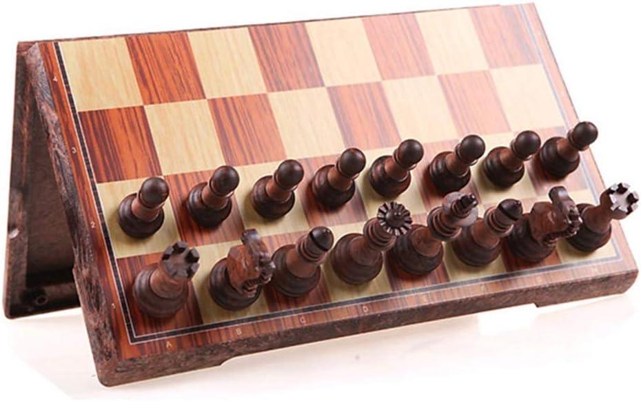 YAMIA Travel Chess half Set Trav Folding Magnetic Portable San Jose Mall