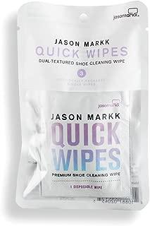 [ジェイソンマーク] QUICK WIPES - 3 PACK
