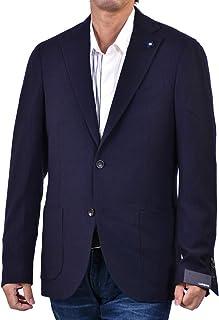 (ラルディーニ) LARDINI テーラードジャケット IG528AE 2132 ブルー [並行輸入品]
