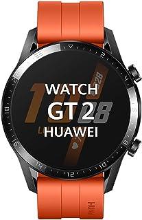comprar comparacion Huawei Watch GT2 Sport - Smartwatch con Caja de 46 Mm (Hasta 2 Semanas de Batería, Pantalla Táctil Amoled de 1.39