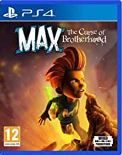 Max The Curse of Brotherhood PlayStation 4 by Wizard Work