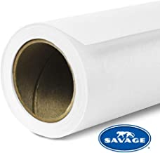Savage Seamless Background Paper - #1 Super White (107 in x 36 ft)